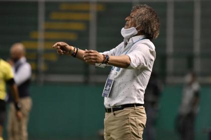 'El resultado no es bueno para Millonarios, pero veo mejoría': Gamero