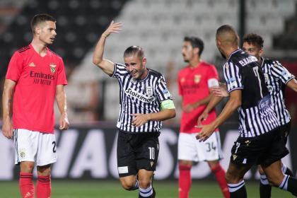 Papelón de Benfica y de Jorge Jesús: ¡eliminados de Champions!