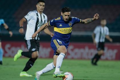 Boca lo ganó con personalidad: venció 0-2 a Libertad en Paraguay