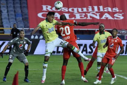 En su posición, Rodrigo Ureña marcó golazo con América vs ...