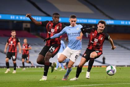 Sin Lerma, Bournemouth perdió contra el City y quedó fuera de la ...
