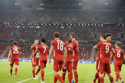 ¡Digno campeón Bayern! Partidazo definió título de Supercopa ...