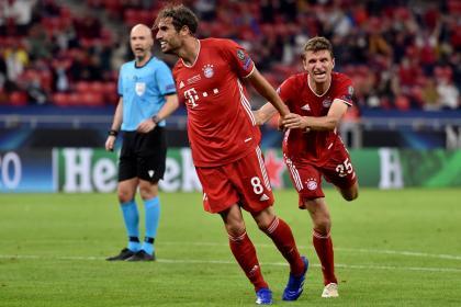 ¡Bayern Múnich es campeón! Así se definió la Supercopa de Europa