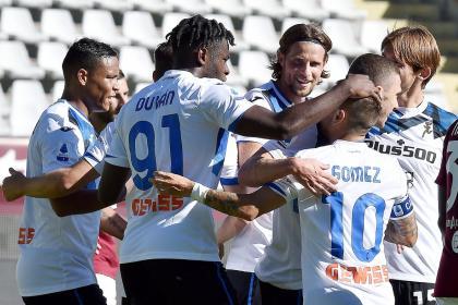 Atalanta ganó en su estreno por Serie A de la mano de los ...