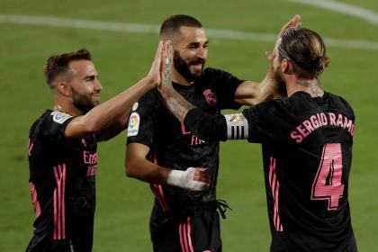 Real Madrid contra Real Valladolid: alineaciones confirmadas