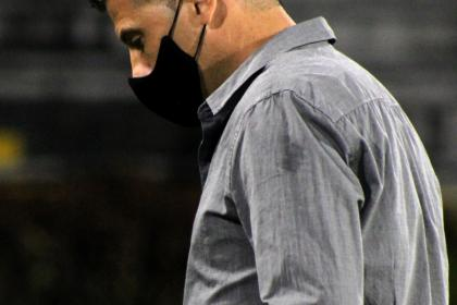 Juan Cruz Real lamenta los errores cometidos frente a Deportes ...
