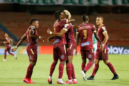 Nacional vive su pesadilla: Tolima mantiene su paternidad y ganó 1-2
