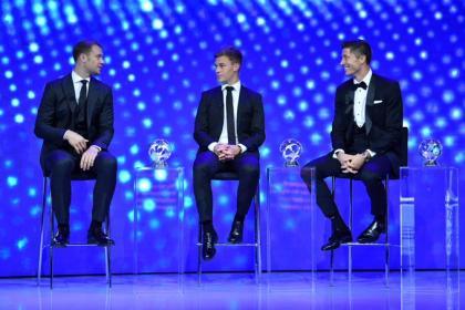 ¡Bayern sigue arrasando! Lewandowski y sus compañeros dominan ...