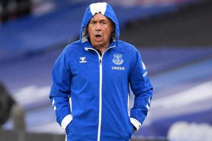 ¡Los atendió a todos! Fuerte regaño de Ancelotti a Everton por derrota