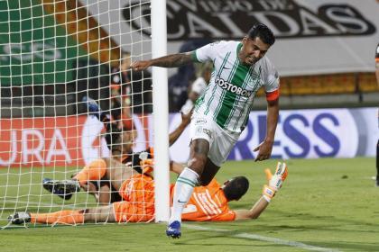 Nacional da vuelta al marcador: vea la lluvia de goles en el Atanasio