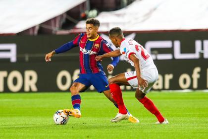 EN VIVO: Barcelona espera remontar contra Sevilla en la Copa del ...