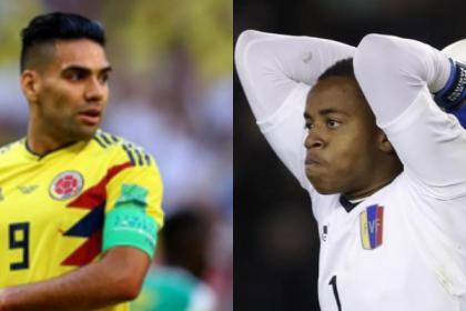 ¡Es la hora Colombia! Comienza el sueño de Qatar contra Venezuela