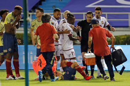 Es oficial: esta es la gravedad de la lesión de Santiago Arias