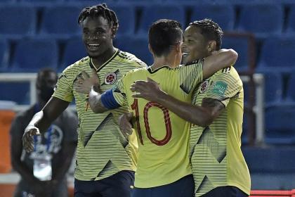 Los lectores votaron: con este once de Colombia enfrentarían a ...