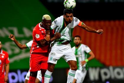 ¿Qué dirá Osorio? La pobre efectividad de Nacional contra América