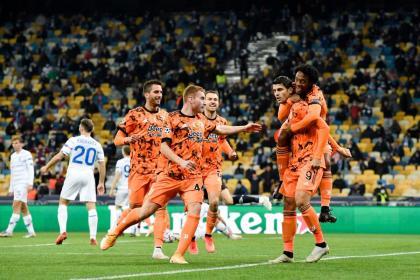 Cuadrado asistió y Juventus ganó en Champions: derrotó a Dinamo ...