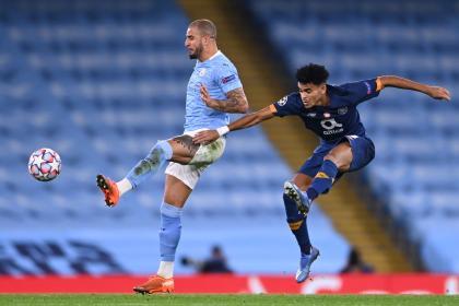 El golazo de Díaz fue insuficiente: Manchester City venció 3-1 a Porto
