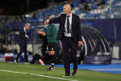 Lo reconoce: a Zidane, DT de Real Madrid, le cambió el partido ...