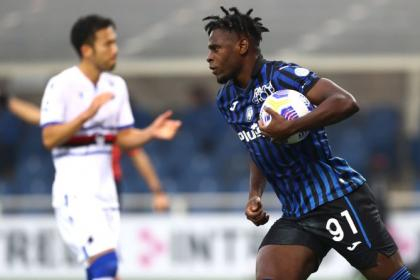 Nada cambia: Zapata titular y Muriel suplente en Atalanta vs Genoa
