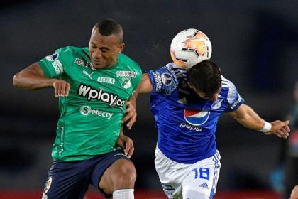 'Ayer vi 15 pálidos en la cancha': fuerte crítica contra Millonarios