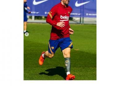 ¡Por fin un descanso! Messi se perderá la Champions con Barcelona
