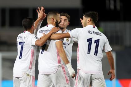 Valencia vs. Real Madrid EN VIVO: Zidane rinde examen con su ...