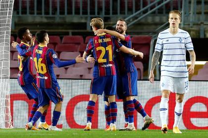 Barcelona vs. Real Betis: EN VIVO siga el partido de LaLiga de ...