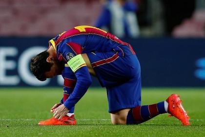Hablan DTs: Koeman quiere a Messi en Barcelona y Guardiola ...
