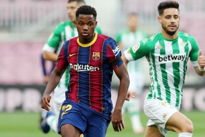 Barcelona sufre por su promesa: la grave lesión que sufrió Ansu Fati