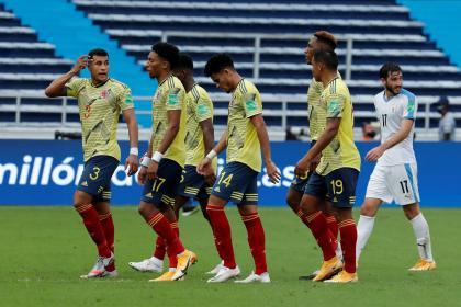Sal a la herida: fue la peor derrota de Colombia en una eliminatoria