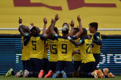 Colombia dio pena en Quito: perdió 6-1 contra Ecuador en ...
