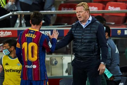 Cumbre en Barcelona: Haaland, Neymar y Messi, los temas sobre la ...