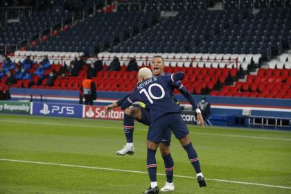 Neymar le da vida al PSG en Champions: victoria clave sobre el ...