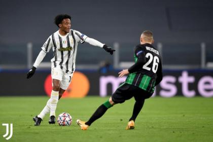Cuadrado, infaltable en Juventus: siga EN VIVO el duelo contra ...