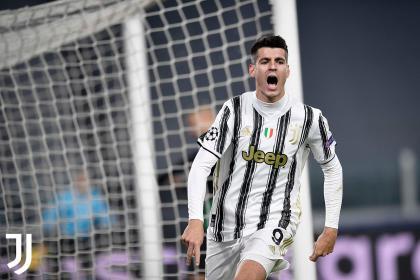 ¡Hay tiempo extra! Juventus empata con Genoa en la Copa, vea los ...