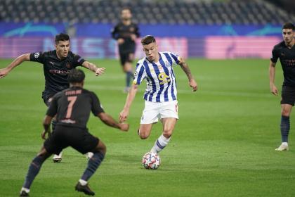 Díaz y Uribe están en octavos de Champions: Porto empató con el ...