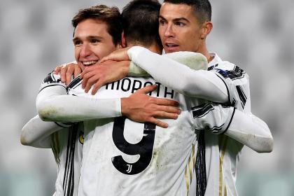 Ronaldo guía a Juventus en la Champions League: 3-0 sobre ...