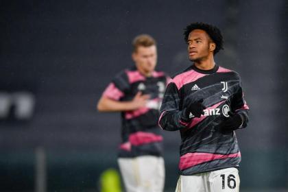 Cuadrado titular en el clásico de Turín: EN VIVO Juventus vs Torino