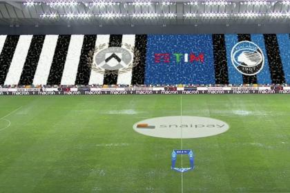 No se juega: aplazado el partido de Serie A entre Atalanta y Udinese