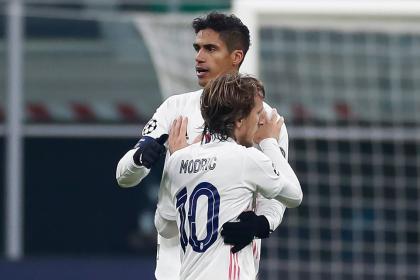 Los colombianos que enfrentarían a Real Madrid en octavos de ...