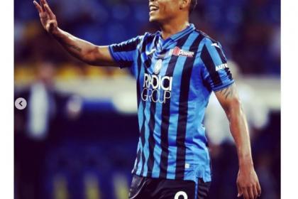 'Muriel providencial' y otros elogios para el goleador de Atalanta