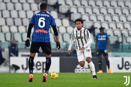 ¡Intenso! Juventus y Atalanta, con presencia colombiana, firman ...