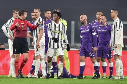 El covid-19 afectó a Juventus a solo dos días de enfrentar al líder