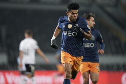 Luis Díaz finalizó el año con gol: vea el tanto del atacante con Porto