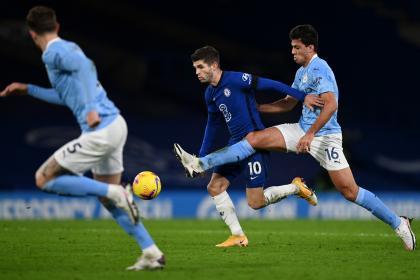 Manchester City comenzó el 2021 con victoria: derrotó 1-3 al Chelsea