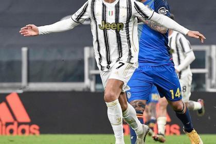 ¡EN VIVO! Juventus quiere pegarse a los líderes: recibe a Sassuolo