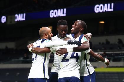 EN VIVO: Tottenham, con Dávinson titular, se enfrenta a Fulham