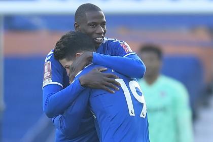 EN VIVO: Everton enfrenta a Leicester con James y Mina 'afilados'