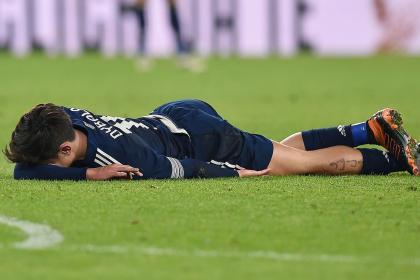 Alerta por Dybala: Pirlo confirmó lesión que tiene en vilo a Juventus