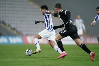 Luis Díaz, figura en Porto: vea acá el golazo del colombiano en Copa